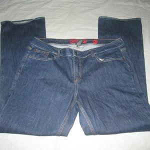New York & Company Women's Jeans Curvy SOHO 16